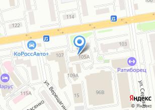 Компания «33 Квадратных метра» на карте
