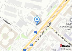Компания «ВРК-2» на карте