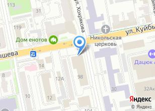 Компания «Радослав-Екатеринбург» на карте