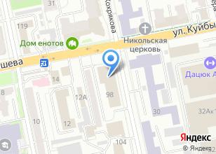 Компания «СК Канада» на карте