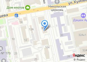 Компания «Крофтэк Инжиниринг» на карте