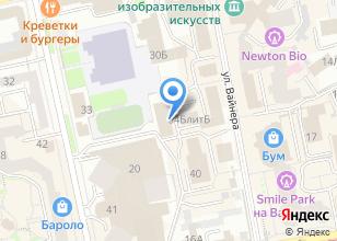 Компания «Детали машин» на карте