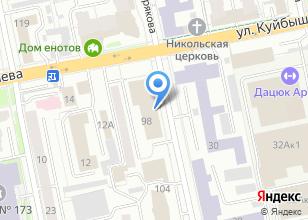 Компания «СтройТК» на карте