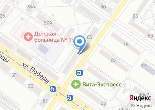 Компания «Аленат» на карте