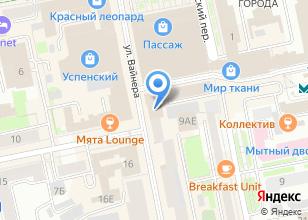 Компания «Нахимов» на карте