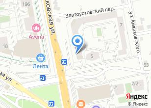 Компания «Смарт Групп» на карте