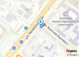 Компания «РадиоТехПром» на карте