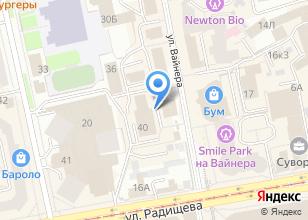 Компания «Удивительная Русь» на карте