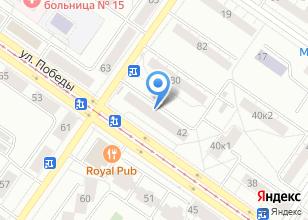 Компания «Уральская Корона» на карте