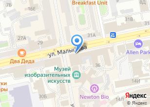 Компания «Екатеринбургский центр Геодезии и Кадастра» на карте