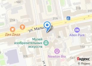 Компания «Друзья-Тревел» на карте