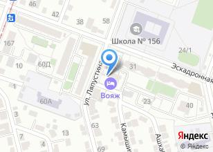 Компания «Спецтехстрой» на карте