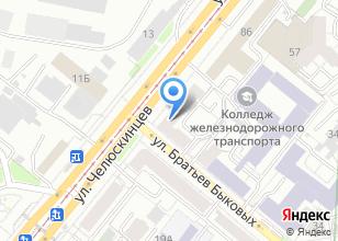 Компания «Центр технического света» на карте