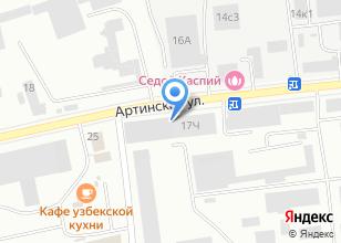 Компания «АЗС Оборудование» на карте