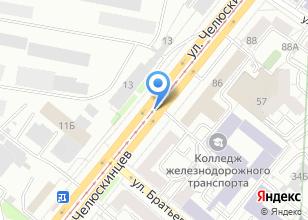 Компания «Банкетный зал» на карте