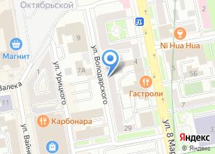Компания «Ваш кадастр» на карте