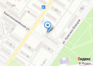 Компания «Уральское территориальное агентство гражданской авиации» на карте