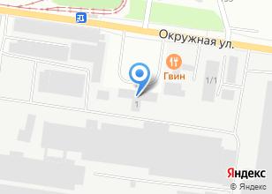 Компания «Завод керамических изделий» на карте