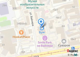 Компания «Zakka» на карте
