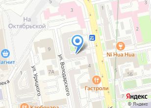 Компания «Второй дом» на карте