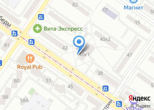 Компания «ДекорСтен» на карте