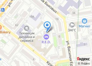 Компания «Компродукция» на карте