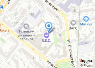 Компания «А-ПРОЕКТ» на карте
