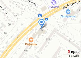 Компания «Созвездие-ЕК» на карте