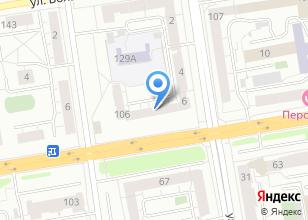 Компания «Компания Фасадные Системы» на карте