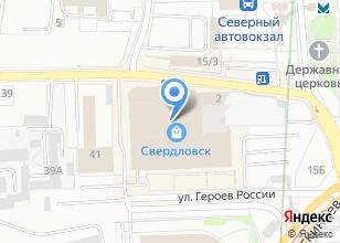 Компания «Велком» на карте