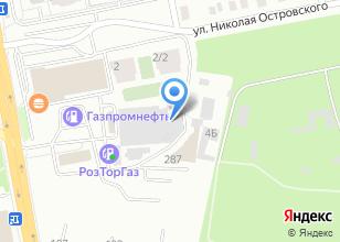 Компания «Автодиагностика» на карте