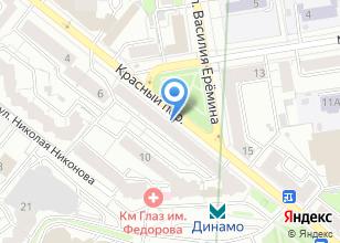 Компания «НПП Эталон-Инженеринг» на карте