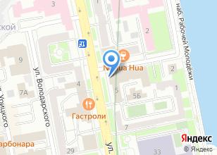 Компания «Кадастр» на карте
