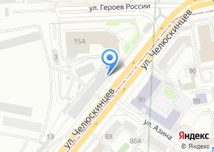 Компания «Научно-производственный комплекс сервисного обслуживания» на карте