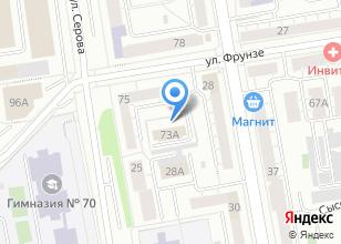 Компания «СистемоТехника» на карте
