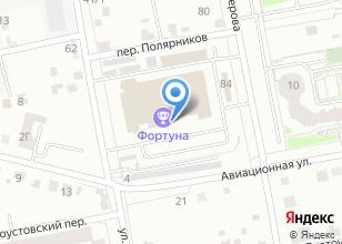Компания «Drive Market» на карте