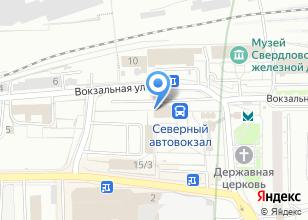 Компания «Норд-Транзит» на карте