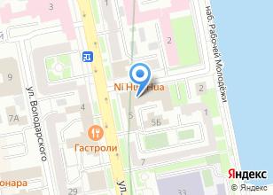 Компания «ГеоСтройИнжиниринг» на карте