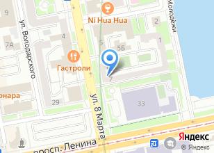 Компания «Йозеф Кнехт» на карте