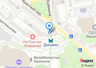 Компания «Магазин замков» на карте