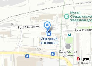 Компания «Showroom» на карте