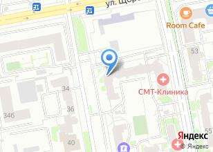 Компания «Уральский инженерный центр реставрации и проектирования» на карте
