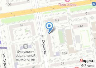 Компания «СТАЛЬПРОМ-ЕК» на карте