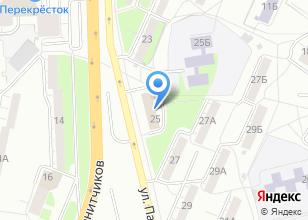 Компания «ДОМ КОМФОРТА» на карте