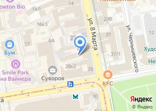 Компания «Урал Лэд» на карте