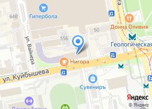 Компания «Теплица66» на карте