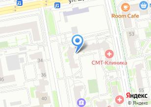 Компания «Шахматное искусство» на карте