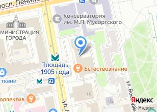 Компания «АВТОВОЗ» на карте