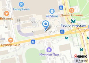 Компания «Dar-Mix» на карте