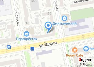 Компания «Зодчие, ЗАО» на карте